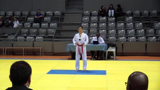 Championnat de France Poomsae 2014